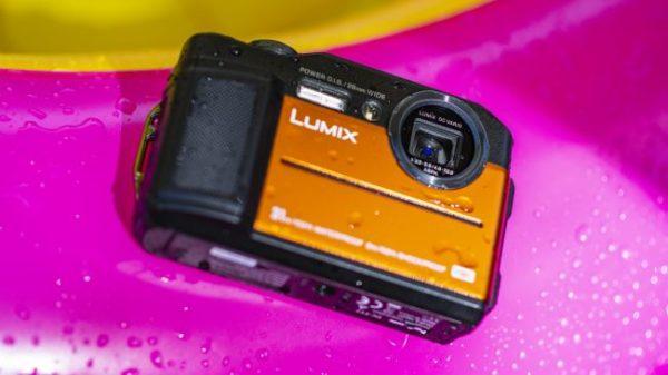 panasonic lumix best compact waterproof camera