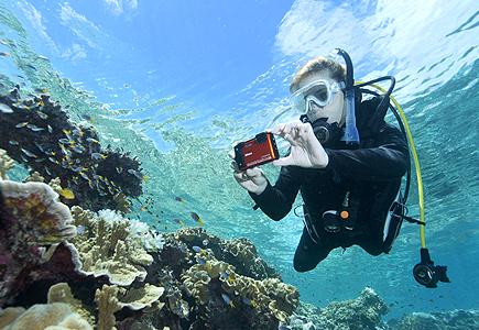 nikon coolpix best waterproof camera