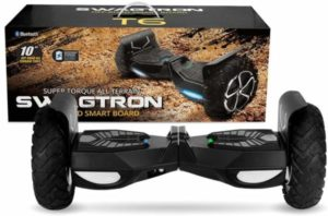 Swagtron Swagboard Outlaw T6, An off-road Hoverboard